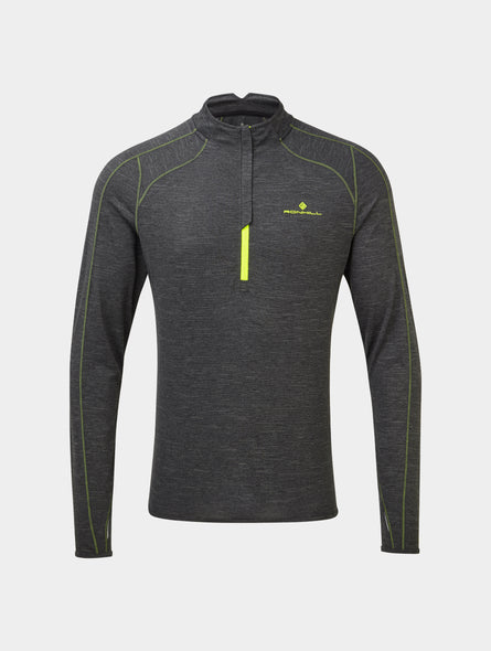 Men's Tech Thermal 1/2 Zip Tee