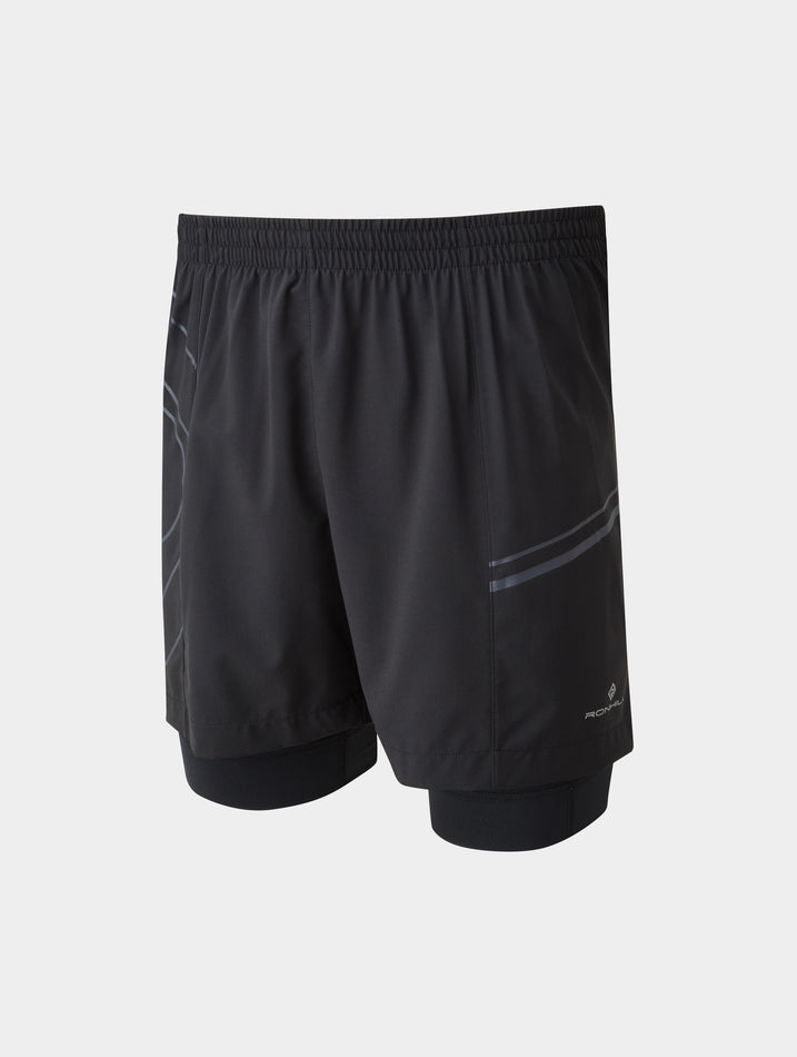 Men's Tech Marathon Twin Short
