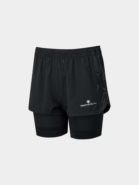 Women's Tech Marathon Twin Short