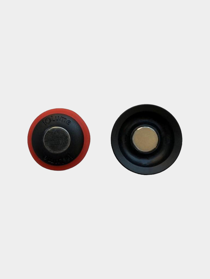 Magnetic LED Button