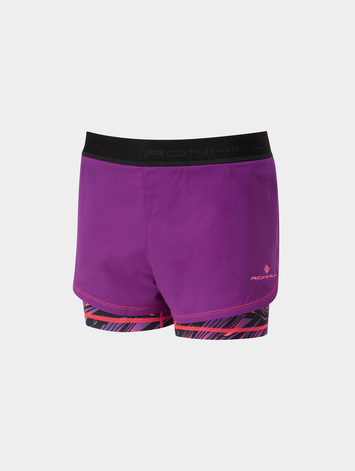 Women's Momentum Twin Short