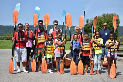 Win a 11'6 HD Inflatable SUP Pkg & Support Underserved Communities