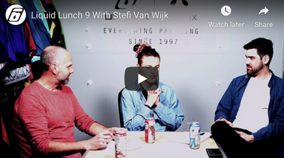 Liquid Lunch Episode 9 with Stefi Van Wijk