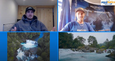How to Paddle Chile - North to South - Dirtbag to High Roller with Tino Specht