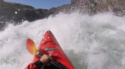 Whitewater Paddling in Chile