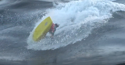 Luke Pomeroy Big Wave Whitewater Freestyle Edit: Skookumchuck Narrows