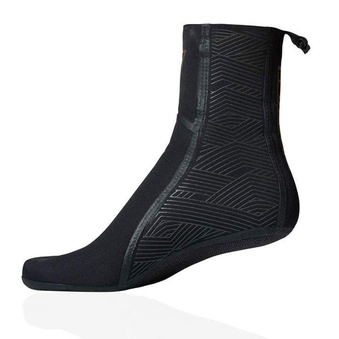 Warm neoprene socks for cold weather winter watersports Canada