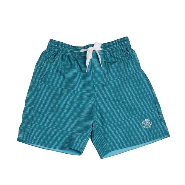 2018 Boy's Snicker Boardshorts Boardshorts SMOKE PINE RIPPLES / 4 Outlet