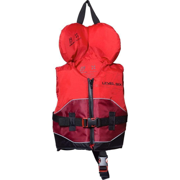 2018 Kid's Stingray PFD (Canada Only) PFD's BRIGHT RED / INFANT Outlet