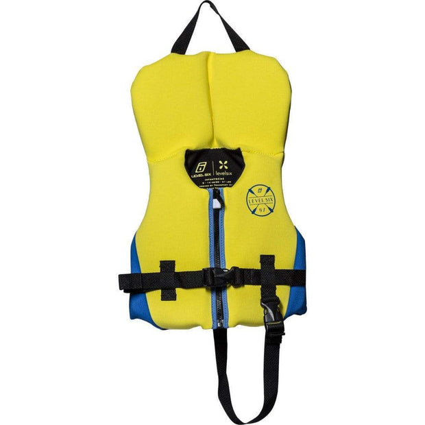 2018 Kid's Swordtail PFD (Canadian Only) PFD's INFANT / BRIGHT YELLOW Outlet