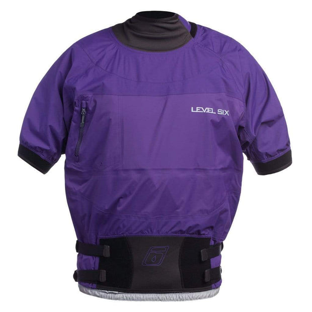 Australis Semi-Dry Top Paddling Tops VIOLET INDIGO / S Level Six