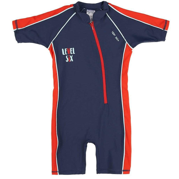 Boy's Apollo Sunsuit Kid's Casual NAVY / 1T Outlet