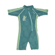 Boy's Apollo Sunsuit Kid's Casual SMOKE PINE RIPPLES / 1T Outlet