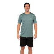 Dune Short Sleeve Lycra S / Lake Blue Level Six
