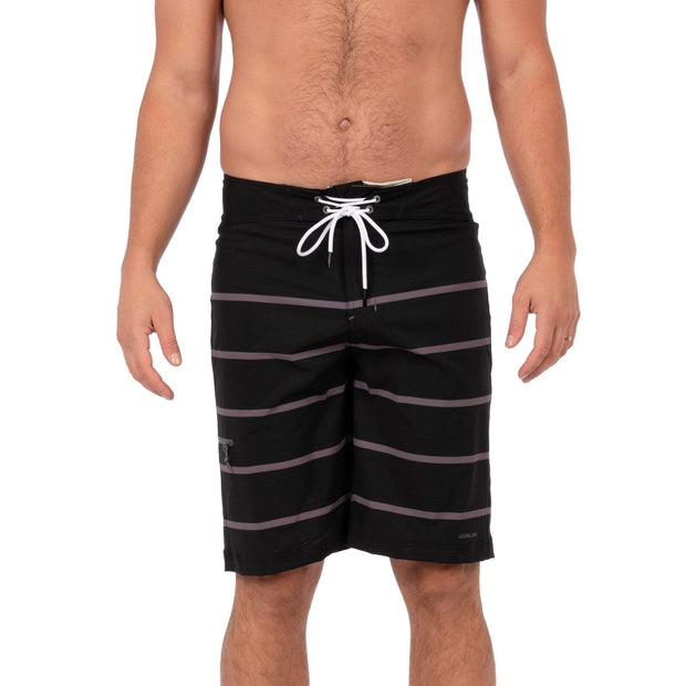 Elwood Boardshorts Boardshorts 30 / Black Level Six