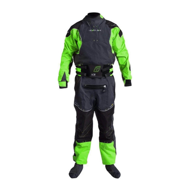 Emperor Dry Suit Drysuits Kiwi Green / XS Level Six