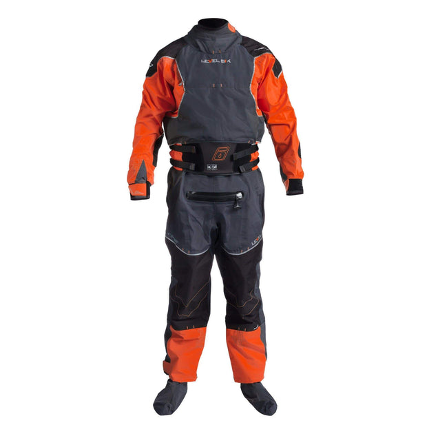 Emperor Drysuit - 2019 Drysuits Blaze Red / S Outlet