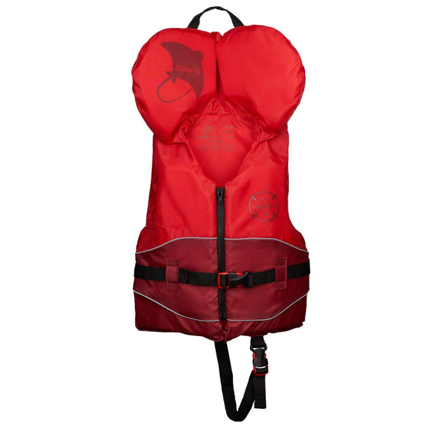 Kid's Stingray PFD (Canadian Only) Safety APPLE RED / INFANT Level Six
