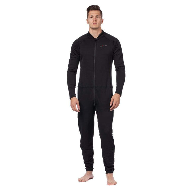 Men's Hot Fuzz Fleece Unisuit