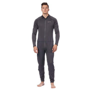 Men's Hot Fuzz Fleece Unisuit Mens Sun Protection/Layering GREY / S Level Six