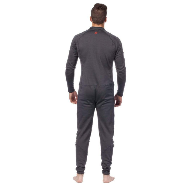 Men's Hot Fuzz Fleece Unisuit Mens Sun Protection/Layering Level Six