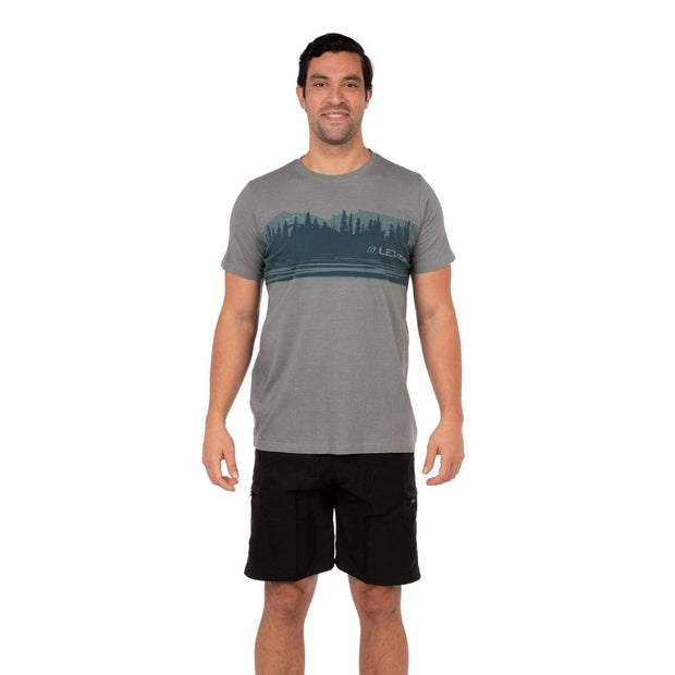 Men's Northern Lake T-Shirt T-Shirt S Level Six
