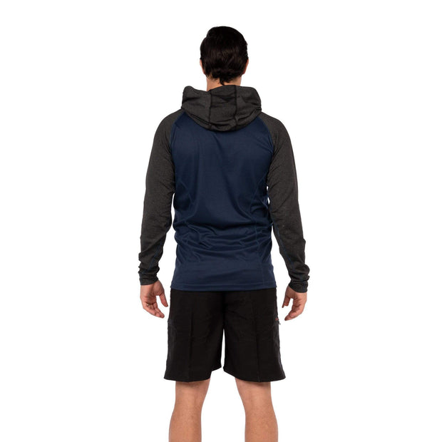 Men's Vapour Hoody Lycra Level Six