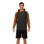 Men's Vapour Hoody Lycra S / Chipmunk Level Six