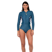 Mystique Neoprene Swimsuit Neoprene Swim XS / Dark Teal Level Six
