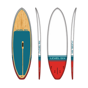 Nine 0 Surf SUP Board SUP Boards ORCHARD Level Six SUP