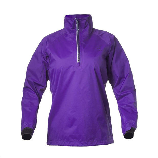Orillia Splash Jacket Paddling Tops VIOLET INDIGO / XS Level Six