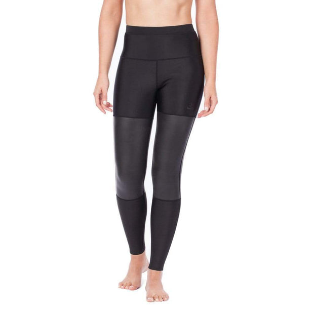 Storm Neoprene Leggings Neoprene Swim XS / Black Level Six