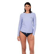Women's Coastal Long Sleeve Lycra XS / Purple Level Six