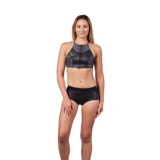 Women's Jade Neoprene Short Neoprene Swim BLACK / XS Outlet