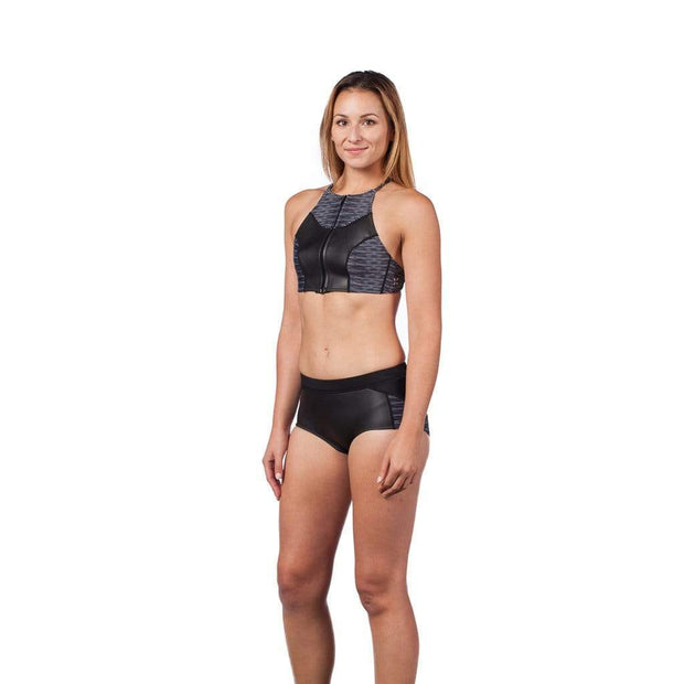 Women's Maya Neoprene Swim Top Neoprene Swim Outlet