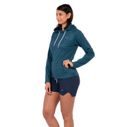Women's Mist Hoody Dark Teal