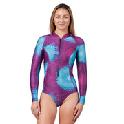 Women's Mystique Neoprene Swimsuit Neoprene Swim KALEIDOSCOPE / XS Outlet