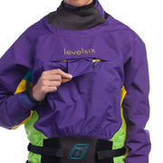Women's Nova Dry Top Paddling Tops Level Six