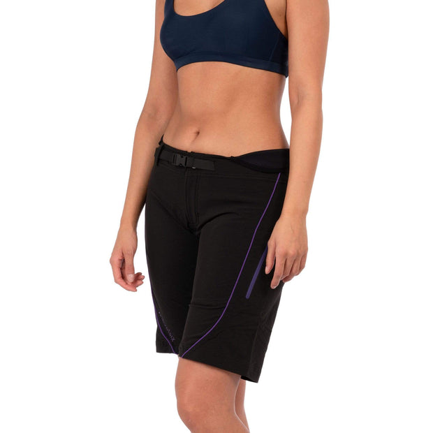 Women's Pro Goddess Neoprene Lined Surf Short 2020
