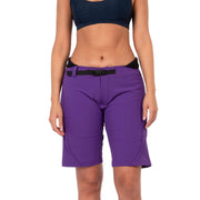 Women's Pro Goddess Neoprene Lined Surf Short Boardshorts Level Six