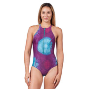Women's Rogue Neoprene Swimsuit Neoprene Swim KALEIDOSCOPE / XS Outlet