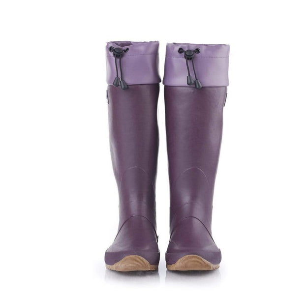 Women's Shoreline Boot - Plum Footwear Outlet