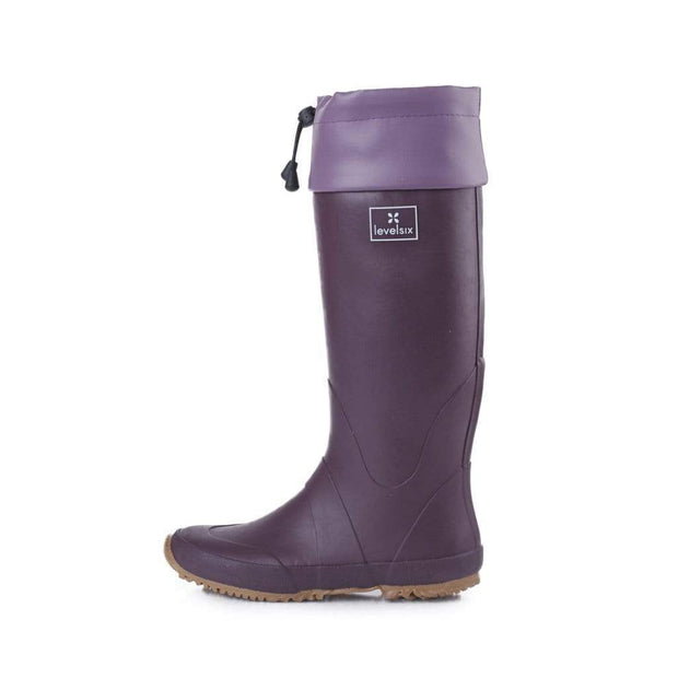 Women's Shoreline Boot - Plum Footwear PLUM / 5 Outlet