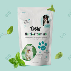 Toshi Multivitamins with Omega-3