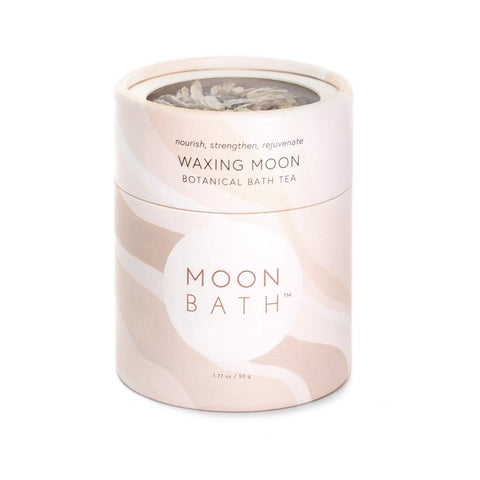 Waxing Moon Botanical Bathtub Tea Soak