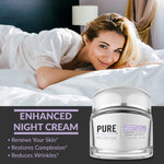 Night Time Face Cream - Promotes Cellular Vitality