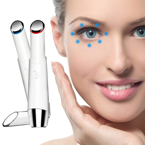 Anti-Wrinkle Eye Massager - Dark Circles, Puffiness