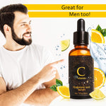 Vitamin C Serum w/ Hyaluronic Acid