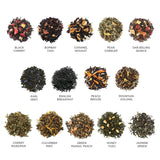 Loose Leaf Tea - 28 varieties with single serve pouches