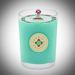 Awaken: Basil & Lime Beeswax Blend Candle